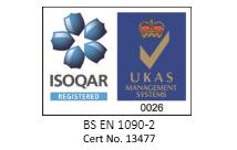 ISOQAR CE Certificate