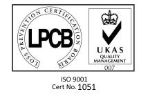 LPCB Certificate